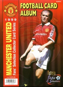 FUTERA Manchester United Fans' Selection 1999
