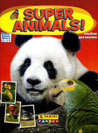 PANINI Super Animals