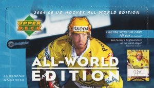 Upper Deck All-World Edition 2004-2005