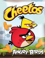 CHEETOS Angry Birds