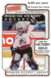 Upper Deck Victory 2002-2003