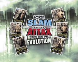 TOPPS Slam Attax Evolution