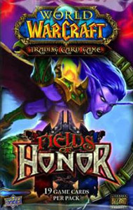 Upper Deck World Of Warcraft: Fields of Honor