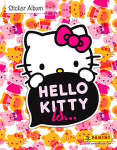 PANINI Hello Kitty Is...