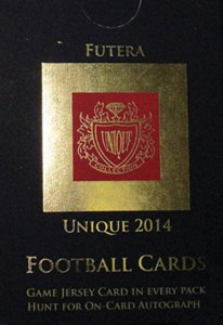 FUTERA World Football UNIQUE 2014