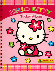 PANINI Hello Kitty