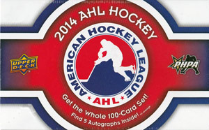 Upper Deck AHL Hockey 2013-2014