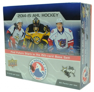 Upper Deck AHL Hockey 2014-2015
