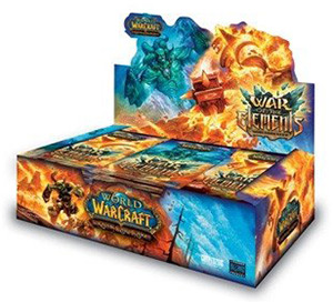 CRYPTOZOIC World Of Warcraft: War of the Elements