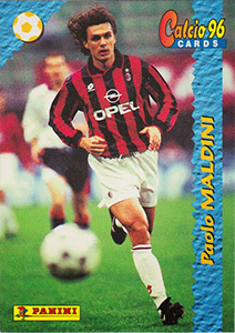 PANINI Calcio Cards 1995-1996