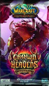 CRYPTOZOIC World Of Warcraft: Crown of the Heavens