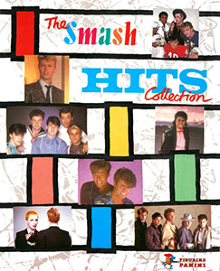 PANINI The Smash Hits Collection 1984
