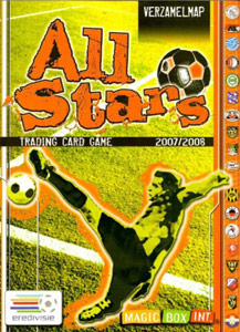 MAGIC BOX All Stars Eredivisie 2007-2008