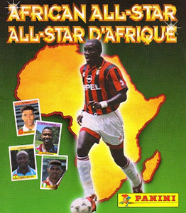 PANINI African All-Star