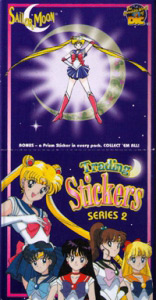 ARTBOX Sailor Moon Series 2