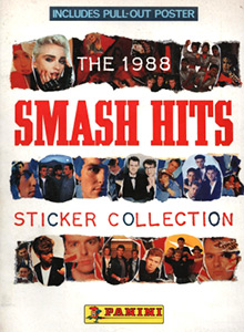 PANINI The Smash Hits Collection 1988