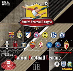 PANINI Football League 2015. PFL14
