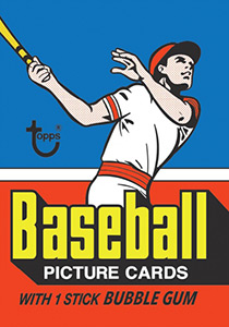 TOPPS Major League Baseball 1977