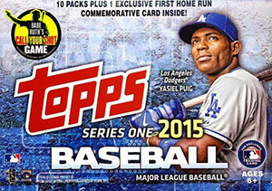 TOPPS Major League Baseball 2015