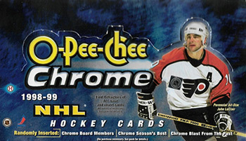 O-Pee-Chee NHL 1998-1999 Chrome