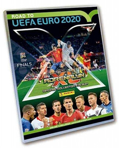 PANINI Road to UEFA Euro 2020. Adrenalyn XL