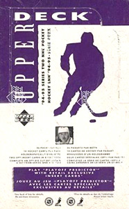 Upper Deck Hockey 1994-1995