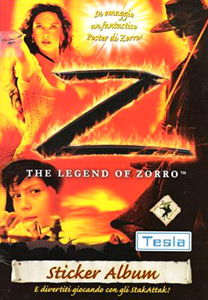 TESLA The Legend of Zorro