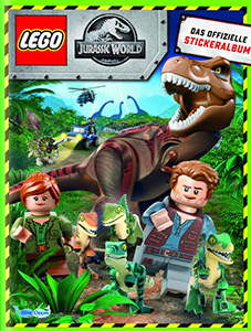 BLUE OCEAN Lego Jurassic World