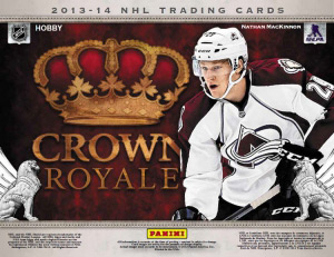 PANINI Crown Royale 2013-2014