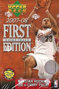 Upper Deck First Edition NBA 2007-2008