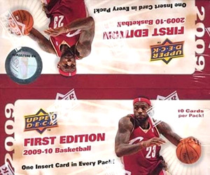 Upper Deck First Edition NBA 2009-2010
