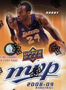 Upper Deck MVP NBA 2008-2009