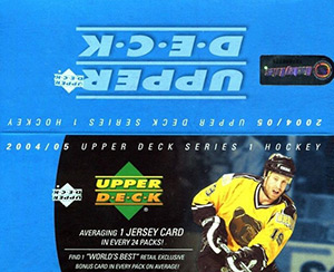 Upper Deck Hockey 2004-2005