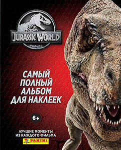 PANINI Jurassic World Anthology