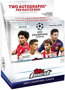 TOPPS UEFA Champions League Finest 2019-2020