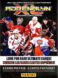 PANINI NHL Adrenalyn XL 2010-2011