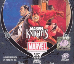 Upper Deck Marvel: Knights