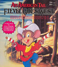 DIAMOND An American Tail. Fievel Goes West