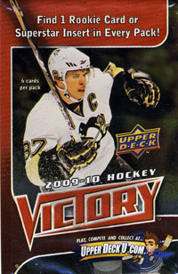 Upper Deck Victory 2009-2010