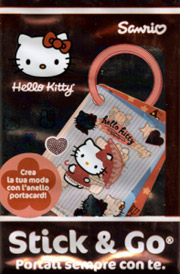 EDIBAS Hello Kitty Stick & Go