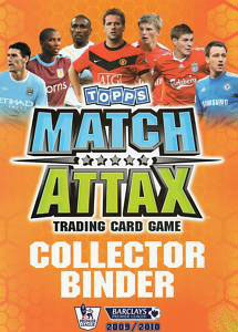 TOPPS Английская Премьер-Лига 2009-2010. Match Attax