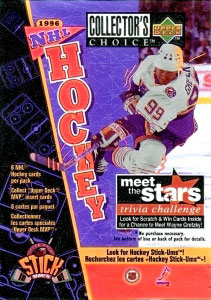 Collector's Choice NHL 1996-1997