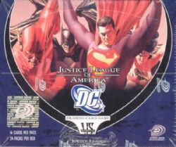 Upper Deck DC: Justice League