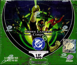 Upper Deck DC: Green Lantern