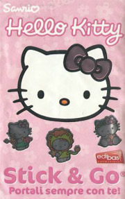 EDIBAS Hello Kitty Stick & Go Знаки Зодиака