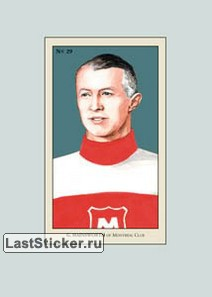 George Hainsworth (100 Years of Hockey Card Collecting)