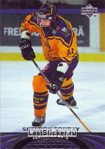 Sheldon Souray (Farjestads BK Karlstad)