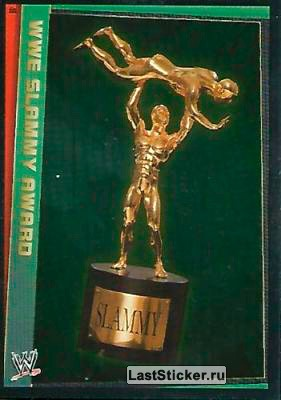 WWE Slammy Award (Title Belt)