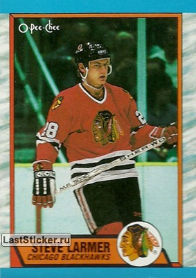 Steve Larmer (Chicago Blackhawks)