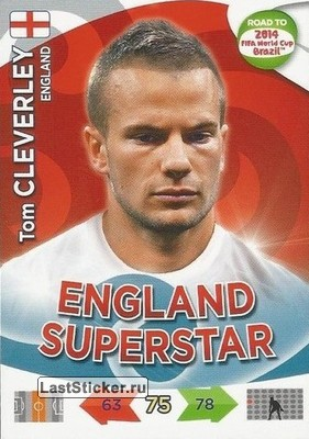 Tom Cleverley (England)